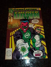 GREEN LANTERN Comic - EMERALD DAWN 2 - No 3 - Date 06/1991 - DC Comics