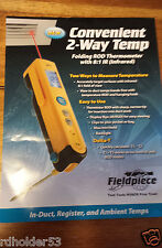 Fieldpiece SPK3 Rod and IR Temperature Pocket Style Tool NEW Free Shipping