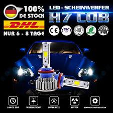 80W 12000LM H7 Cree LED Birnen Auto Scheinwerfer Lichter Nachrüstsatz Kit weiße-