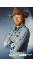 Lost Inside A Song ~ Kevin Taunton ~ Country ~ Cassette ~ Good