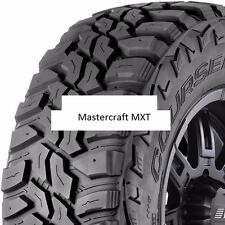 4 New 315/70R17 Mastercraft MXT Mud Tires 3157017 315 70 17 70R R17 MT