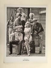 THE MISFITS,MARILYN MONROE,PHOTO BY ELLIOT ERWITT, AUTHENTIC 1999 PHOTO PRINT