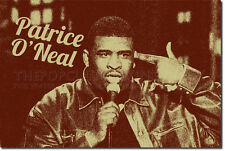 PATRICE ONEAL ORIGINAL ART PHOTO POSTER O'NEAL OPIE ANTHONY COMEDY STAND-UP