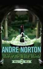 Witch World: Web of the Witch World 2 by Andre Norton (2016, CD, Unabridged)