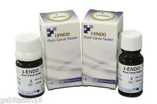 DENTAL ROOT CANAL FILLING MATERIAL BASED ON ZINC OXIDE AND EUGENOL i-ENDO