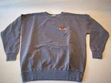 Vintage Ash City Freddy Beach Casual Crewneck Sweater Men's Size M
