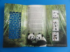2012 Singapore Presentation Pack - Giant Pandas