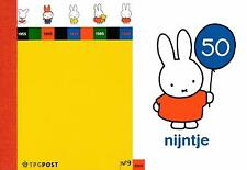 [20714] Netherlands Niederlande 2005 Prestige Booklet PR9 Miffy by Dick Bruna
