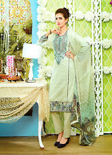 Latest Embroidered Kurta 3 Pcs Stitched Pakistani Indian Designer Salwar Kameez