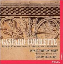 Gaspard Corrette: Messe du 8e ton pour l'orgue à l'usage des dames religieuses,