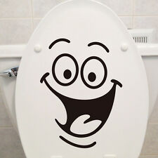 Big mouth toilet stickers wall decorations Vinyl Bathroom Waterproof home Decal