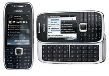 "New Imported Nokia E75 85MB 2.4"" 3.2MP Black Color"