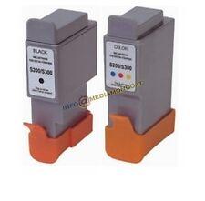 20 CARTUCCE COMPATIBILI PER CANON BCI-24bk IP1000 IP1500 IP2000 MP110 MP130