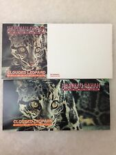 (JC) Clouded Leopard of Malaysia (WWF). 1995 - Presentation Pack