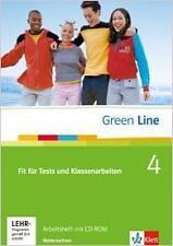GREEN LINE. FIT FüR TESTS UND KLASSENARBEITEN. MIT 1 CD