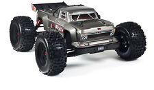 ARRMA Outcast 6S 4WD Brushless  1/8 BLX 2.4 Dark Silver Stunt Truck AR106021