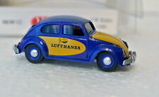 Wiking 3002  1/87 HO Volkswagen VW 1200 Lufthansa C-9 Factory New In Box