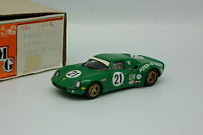 MG Model Kit Monté 1/43 - Ferrari 250 Le Mans 1966 N°21 Piper