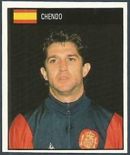 ORBIS 1990 WORLD CUP COLLECTION-#160-SPAIN-CHENDO
