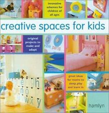 Creative Spaces for Kids-ExLibrary