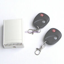 RF 315MHz Wireless Electric Garage Gate Door Remote 20m + 2 x Remote control HOT