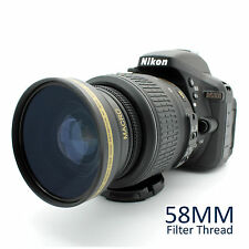 New Wide Angle Macro Lens for Nikon AF-S Nikkor 50mm f/1.8G & 50mm f/1.4G Lens