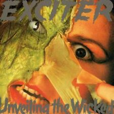 Unveiling The Wicked - Exciter (2005, CD NEUF)