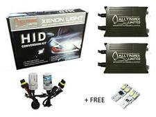 Vauxhall Astra MK5 H - H7 35w HID Conversion Kit with LED 501 Sidelight Bulbs