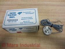 Transducer Techniques THC-10K-Q THC10KQ Load Cell
