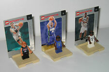3560 LEGO NBA Collectors Set #1 Gasol Duncan Allen Complete w cards Great COND