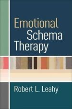 Emotional Schema Therapy Leahy PhD, Robert L. Books-Acceptable Condition