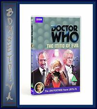 DOCTOR WHO - THE MIND OF EVIL  **BRAND NEW DVD **
