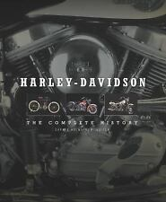Harley-Davidson : The Complete History by Darwin Holmstrom (2016, Hardcover)