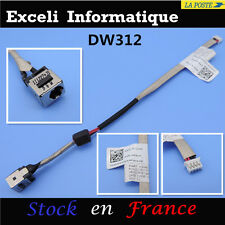 Dell Inspiron Mini 1011 1012 jack dc enchufe 13 cm cable conector de cable