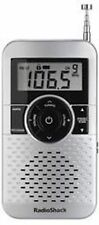 RadioShack AM/FM Digital Pocket Radio (PL1-3157-1201475-UG)