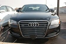 2011-2014 Audi A8 STO N SHO SNS45 Front License Plate Mount;