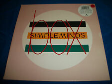 """SIMPLE MINDS Balled of the Streets EP BOX SET Photos LP Vinyl Record 12"""" Maxi UK"""