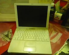 IBOOK G4 MISSING PARTS ALL APART NO HD OR LOGIC AS IS FOR PARTS REPAIR OUR J36