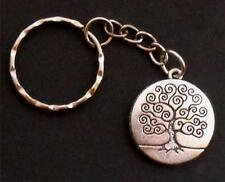1966 lucky Sixpence 50th birthday Peace Money Tree keyring Wedding free gift box