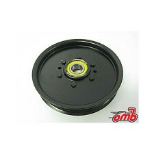 """Idler Pulley 11/16"""" X 5"""" Replaces John Deere Replaces AM106627 Lawn mower parts"""