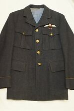 WW2 Canadian RCAF Officer Cadet Pilots Service Dress Jacket Uniform Size 22 1942