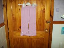 ***LOOK***NEW PINK BOOTCUT LEGGINGS FLOWER  AGE 4-5 ***