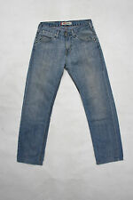 LEVIS 504 VINTAGE FADED JEANS LIGHT DENIM BLUE 80s RED TAB STRAIGHT FIT W29 L29