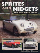 Sprites and Midgets: The Complete Story-ExLibrary