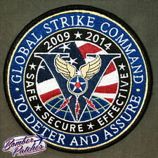 Air Force Global Strike Command 5 Year Anniversary Patch, Barksdale AFB B-52 B-2