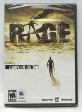 RAGE Campaign Edition Mac New Sealed in Box