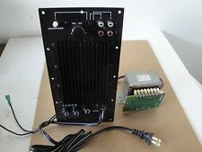 DUAL 25 Watt Full Range Amplifier using a STK4141V with 115V Input Transfor