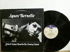 AGNES BERNELLE  Father's Lying Dead . . .    LP  German singer   RARE !