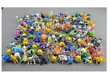 72Pcs Hot Cute 2-3cm Pokemon Mini Random Pearl ct Figures Toy Party Gifts JMHG