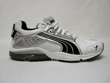 NIB PUMA  POWERTECH BLAZE META MENS~SHOES~WHITE~SILVER~10.5~NICE SHOE'S